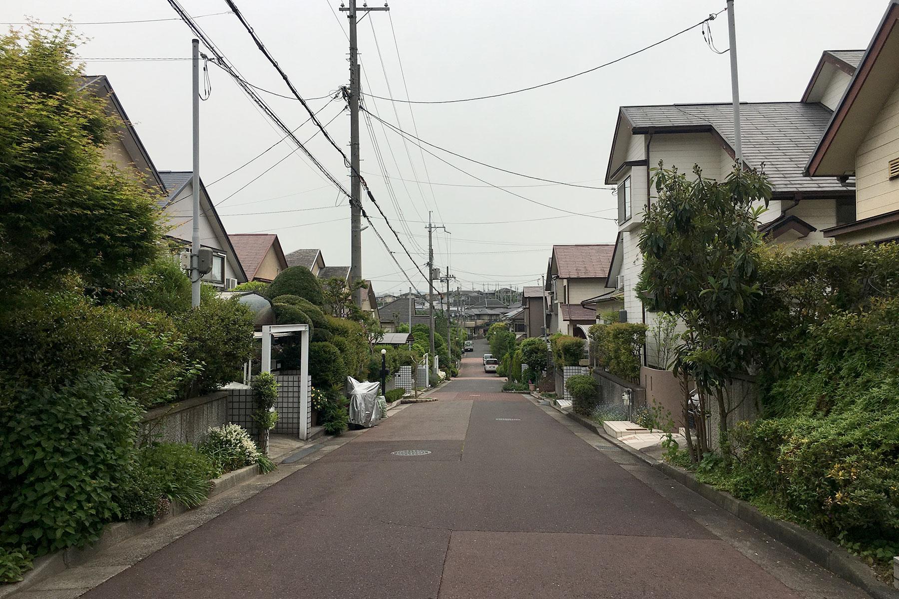京田辺の住居